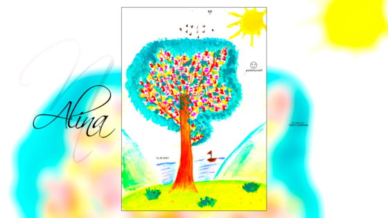Alina-Soul-Girl-Tree-of-Life-Nature-Sun-Sailboat-Birds-Death-Picture-Drawing-with-Gouache-2019-Multicolors-4K-Wallpapers-by-Psychologist-Tony-Kokhan-www.psytony.com-image