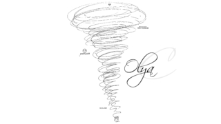Olya-Soul-Girl-Tornado-Hurricane-Emotions-Anxiety-Burning-Ass-Emotional-Experience-Picture-with-Pen-2020-Black-White-Colors-4K-Wallpapers-by-Psychologist-Tony-Kokhan-www.psytony.com-image